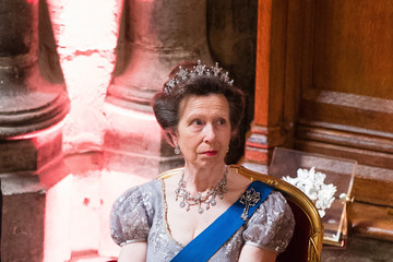 Princess Anne State Visit of the King and Queen of Spain - Day 2