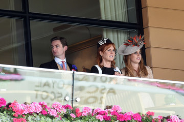 Princess Beatrice Royal Ascot 2017 - Day 4