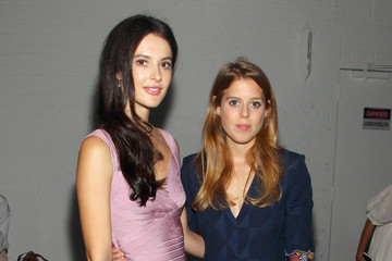 Princess Beatrice TRESemme at Rebecca Minkoff Runway Show SS 16 - Backstage