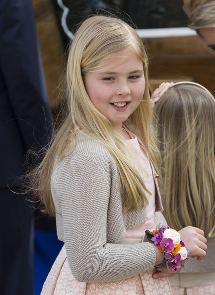 Princess Catharina-Amalia Pictures - The ...