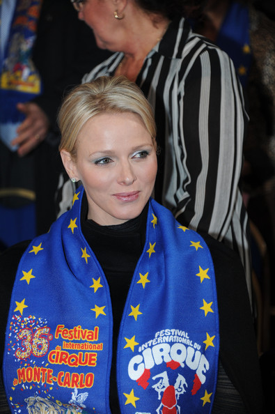 Princess Charlene of Monaco Princess Charlene of Monaco attends the opening ceremony of the Monte-Carlo 36th International Circus Festival on January 19, 2012 in Monte-Carlo, Monaco.