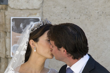 Princess Claire of Luxembourg Religious Wedding Of Prince Felix Of Luxembourg & Claire Lademacher