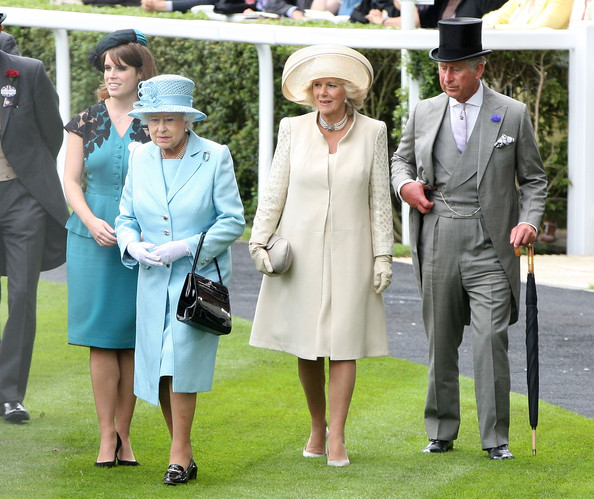 Princess Eugenie - Royal Ascot 2012 - Day 1