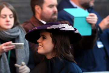 Princess Eugenie Duke Of Westminster - Memorial Service