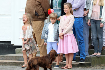 Princess Josephine Annual Summer Photocall for the Danish Royal Family at Grasten Castle