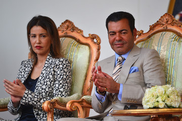 Princess Lalla Meryem  Trophee Hassan II - Day Four