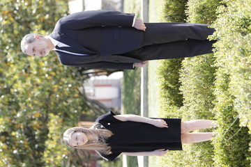 Princess Leonor King Felipe VI of Spain Spanish Royals Take Minute Of Silence For the COVID 19 Victims