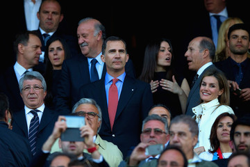 Princess Letizia Club Atletico de Madrid v Chelsea
