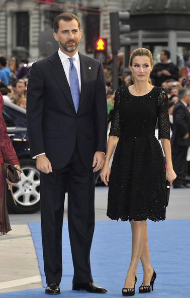 Princess Letizia - 'Principes de Asturias' Awards 2010 - Arrivals