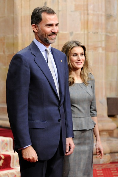 Princess Letizia - Principes de Asturias Awards 2012 - Day 2