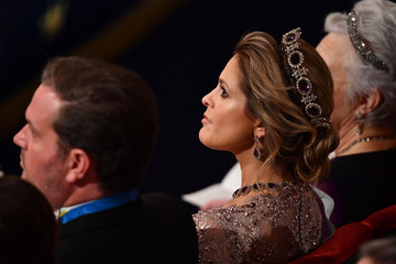 Princess Madeleine The Nobel Prize Award Ceremony 2017