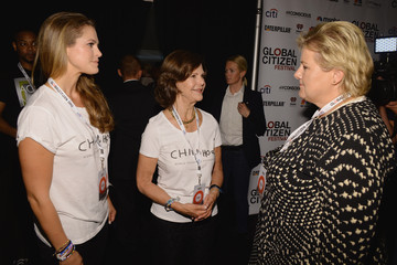 Princess Madeleine 2014 Global Citizen Festival In Central Park To End Extreme Poverty By 2030 - Backstage
