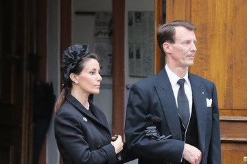 Princess Marie Prince Richard Funeral Service in Bad Berleburg
