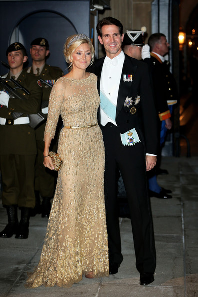 The Wedding Of Prince Guillaume Luxembourg Stephanie De Lannoy Gala Dinner