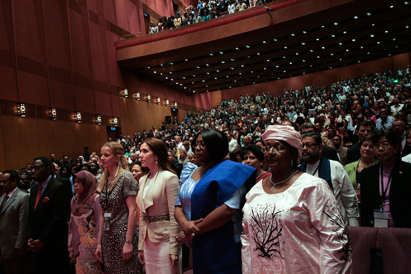 Women Deliver Conference: Day 1