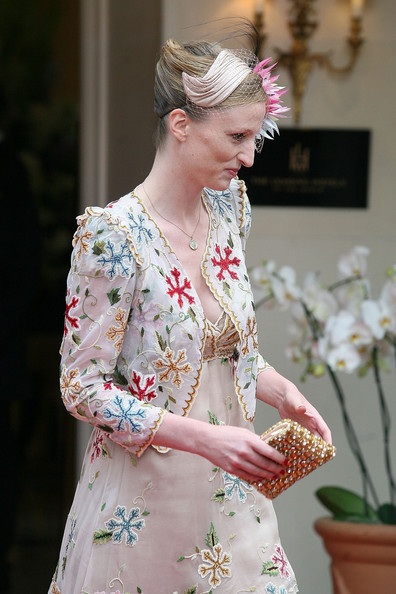 Princess Sophie Johanna Maria of Isenburg - Monaco Royal Wedding - Guest Sightings