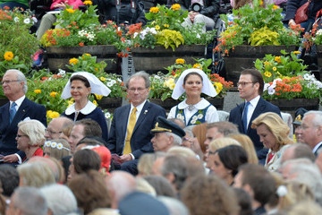 Princess Victoria National Day Celebrations in Sweden