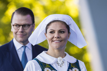 Princess Victoria National Day in Sweden 2017