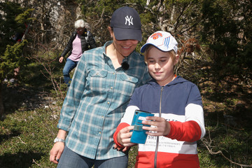 Princess Victoria Crown Princess Victoria Of Sweden Goes Hiking In Gotland
