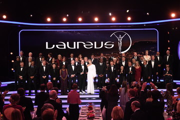 Princess of Monaco Show - 2018 Laureus World Sports Awards - Monaco