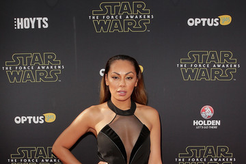 Prinnie Stevens 'Star Wars: The Force Awakens' Australian Premiere - Arrivals