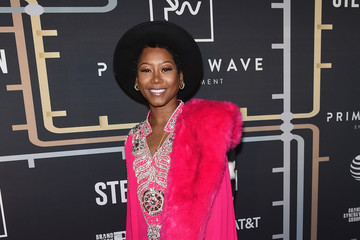 Priscilla Renea Primary Wave Entertainment's 12th Annual Pre-Grammy Party