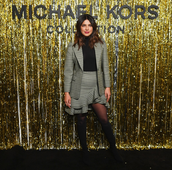 Michael Kors Collection Fall 2019 Runway Show - Backstage