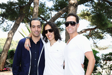 Hamza Talhouni Producers Mohammed Al Turki and Hamza Talhouni Host Sea Shepherd Lunch Honoring Michelle Rodriguez And Paul Watson - 64th Annual Cannes Film Festival