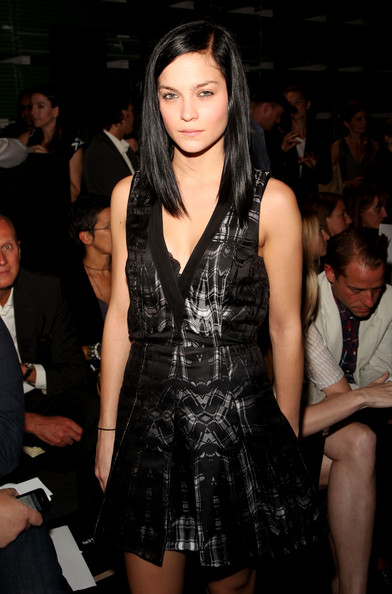 Leigh Lezark attends the Proenza Schouler Spring 2011 fashion show during Mercedes-Benz Fashion Week at  on September 15, 2010 in New York City.