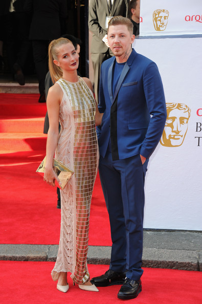 Professor Green And Millie Mackintosh Photos Photostream Pictures Arqiva British Academy Television Awards