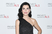 Julianna Margulies attends Project ALS 21st Annual New York City Gala at Cipriani 42nd Street on October 23, 2019 in New York City.