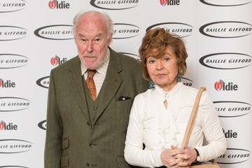 Prunella Scales 'Oldie of the Year Awards' - Arrivals