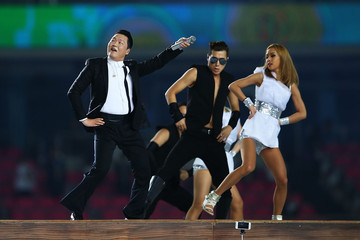 Psy Asian Games: Opening Ceremony