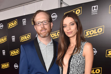 Ptolemy Slocum Stars And Filmmakers Attend The World Premiere Of 'Solo: A Star Wars Story' In Hollywood