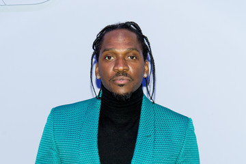 Pusha-T Tom Ford Men's - Arrivals - February 2018 - New York Fashion Week