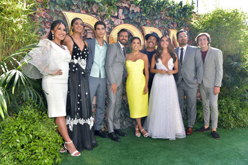 Q'Orianka Kilcher L.A. Premiere Of Paramount Pictures' 'Dora And The Lost City Of Gold' - Red Carpet