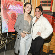 Q'Orianka Kilcher Girl Rising And International Rescue Committee's Special Screening Of Documentary 'Brave Girl Rising' For International Women's Day