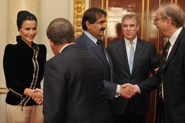 Sheikha Mozah Qatari State Visit To the UK