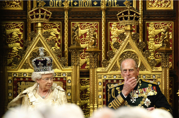 queen elizabeth ii throne. Prince Philip Queen Elizabeth
