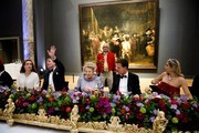 Princess Maxima Mark Rutte Photos Photo