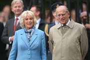 Prince Philip and Camilla Parker Bowles Photos Photo