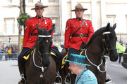 Queen Elizabeth II and Duke of Edinburgh officially reopen Canada House on February 19, 2015 in London, England.
