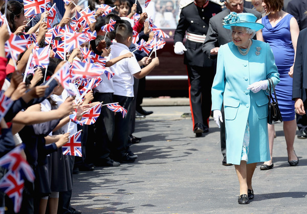 The Queen and Duke of Edinburgh Visit Tower Hamlets