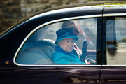 Queen Elizabeth II and Prince Philip, The Duke of Edinburgh, leave the Royal Dockyard Chapel's during an official visit on April 29, 2014 in Pembroke Dock, United Kingdom. This year sees the 200th anniversary of the town of Pembroke Dock. The Royal Dockyard Chapel has undergone a restoration project to become the base for Pembroke Dock's Heritage Centre which celebrates 200 years of a unique naval and military community.