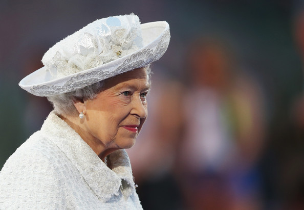 Queen Elizabeth II Queen Elizabeth II, Patron of the CGF  attends the Opening Ceremony for the Glasgow 2014 Commonwealth Games at Celtic Park on July 23, 2014 in Glasgow, Scotland.