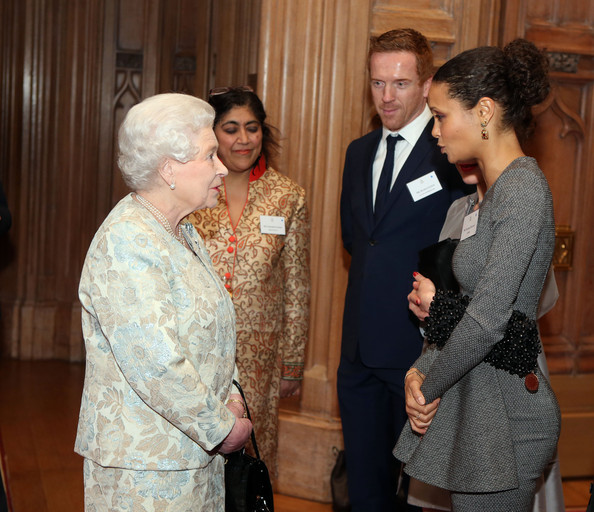 Celebs at the British Film Industry Reception