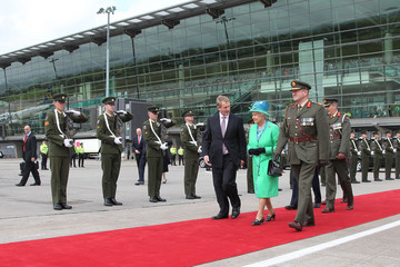 Sean McCann Queen Elizabeth II's Historic Visit To Ireland - Day Four