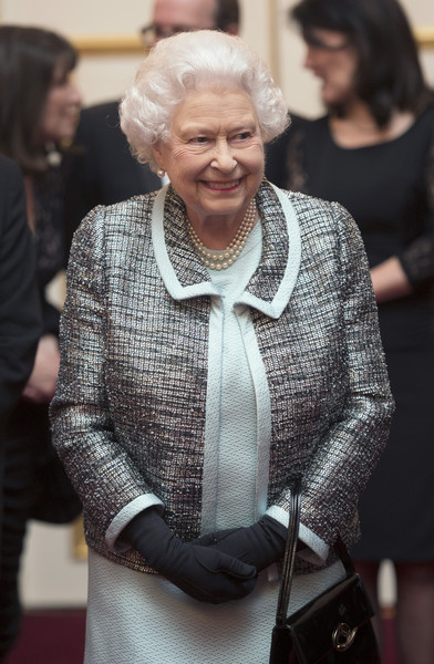 The Queen Attends Reception To Mark 80th Anniversary Of Diabetes UK
