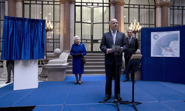 Queen Elizabeth II Vists The Foreign and Commonwealth Office