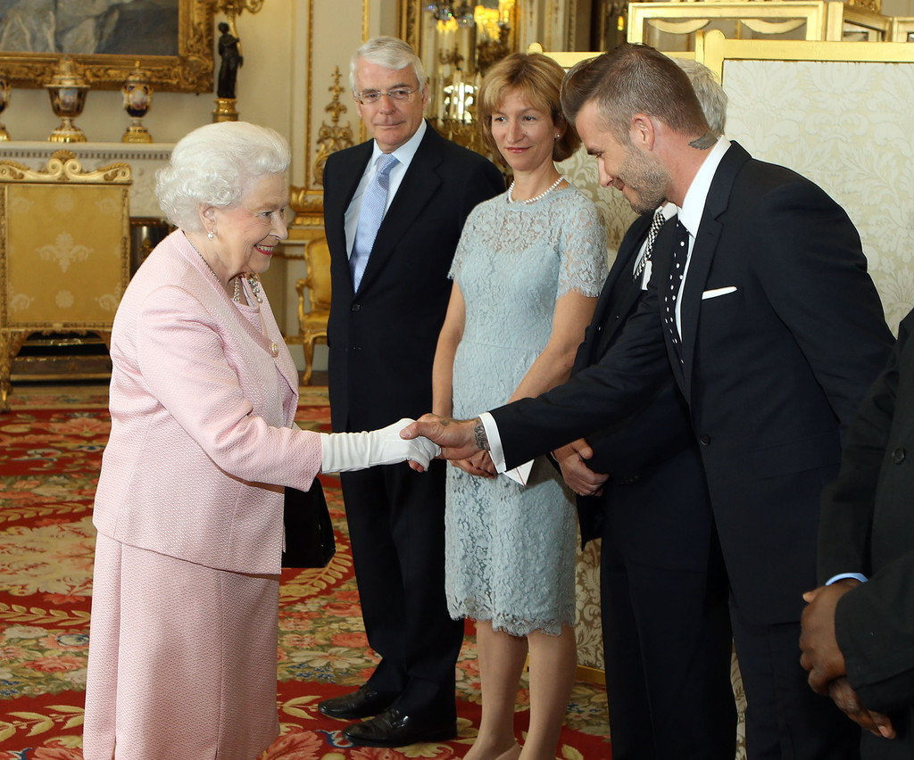 The Queen's Young Leader / Bankiet w Apsley House.